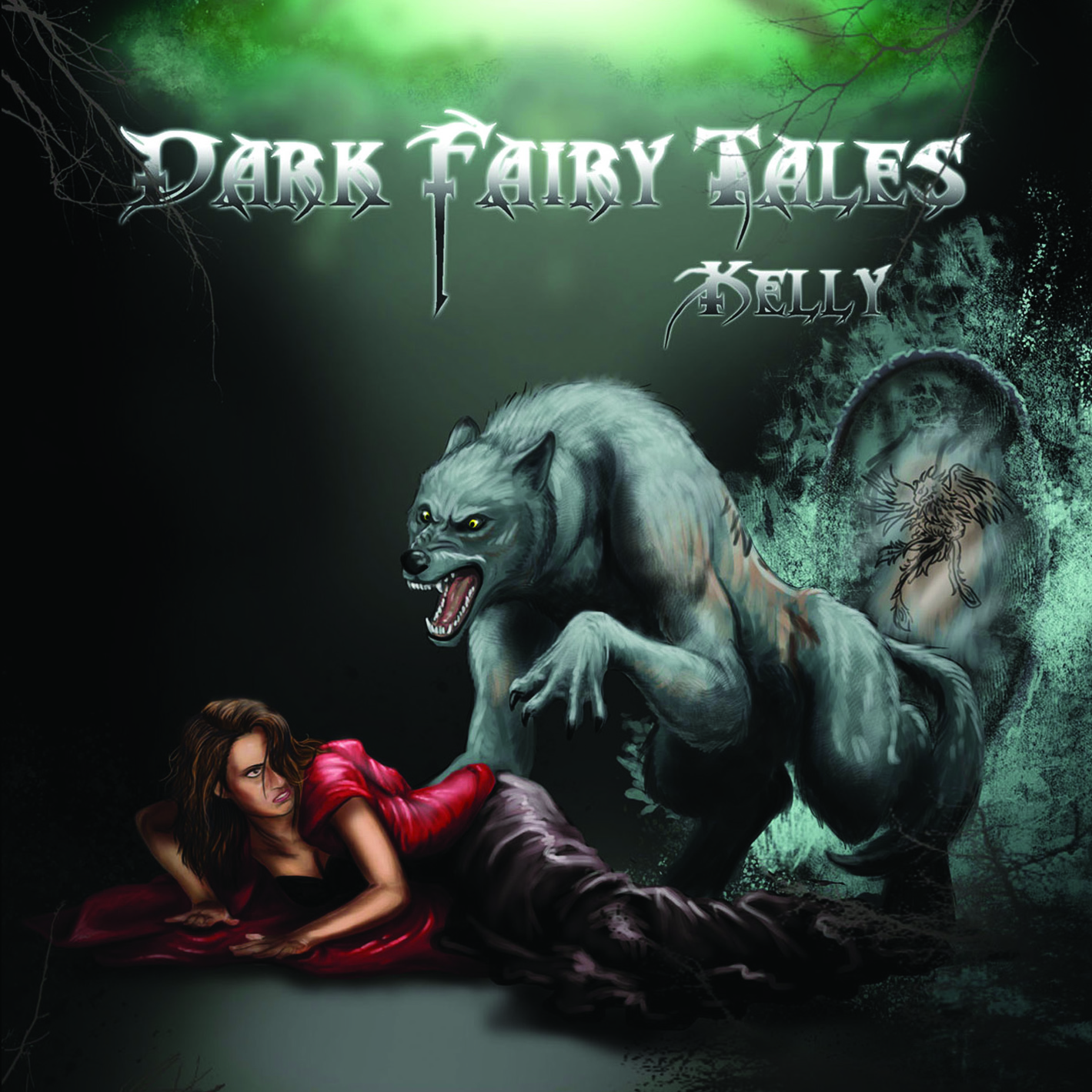 "Replica CD audio ""Dark Fairy Tales"""