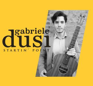 "Duplicazione CD ""Startin' Point"" Gabriele Dusi"